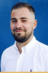 Max Hilligenn of Esher Scaffolding