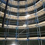 Esher Scaffolding Indoor Scaffolding