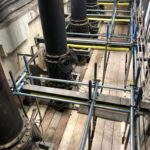 Esher Scaffolding in Confined Spaces
