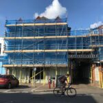 Esher Scaffolding Commercial Units