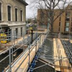 Commercial Scaffolding with Esher Scaffolding